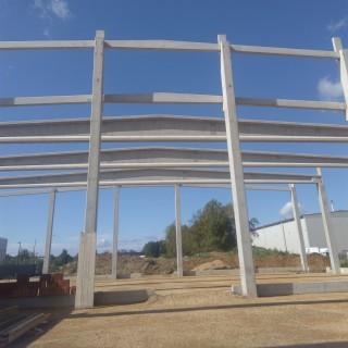 Chwalebne Prefabrykaty z betonu | konstrukcje żelbetowe | dźwigary betonowe PB25